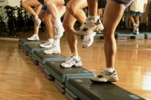 Step allenamento