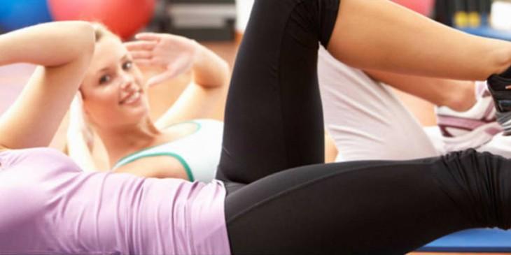 G.A.G. esercizi fitness