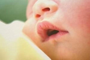 Respirare a bocca aperta