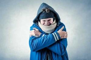 Influenza raffreddamento