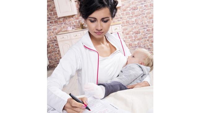 Allattamento al seno e lavoro