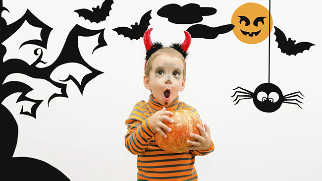 Halloween per i bambini