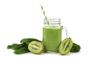 Kiwi e spinaci