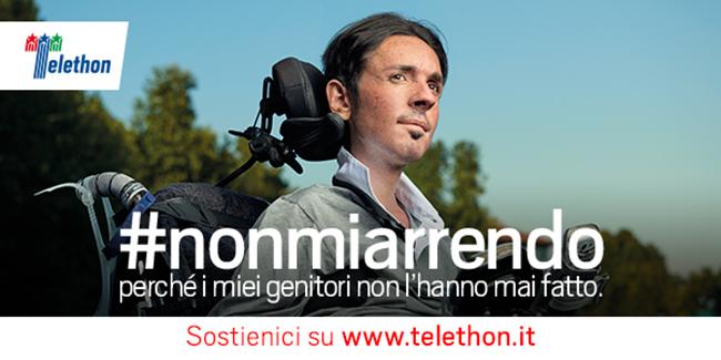 Telethon 2015 #nonmiarrendo