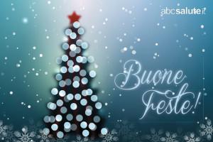 Auguri di Natale da ABCsalute