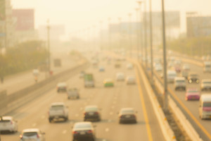 Concentrazione di smog