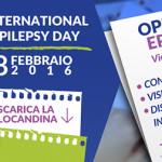 Giornata mondiale epilessia 2016