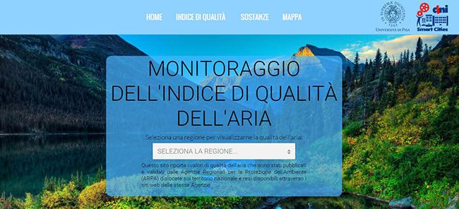 MonIQA per la qualità dellaria  Blog ABCsalute.it