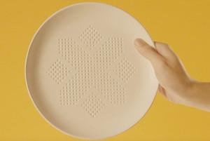 AbsorPlate, piatto assorbi grasso