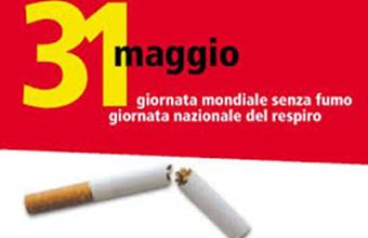 Giornata mondiale senza tabacco 2016