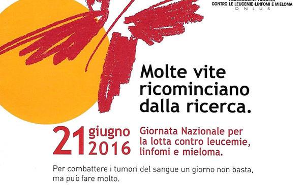 Leucemia: oggi è la giornata nazionale della lotta ai tumori del sangue