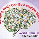 World Brain Day 2016
