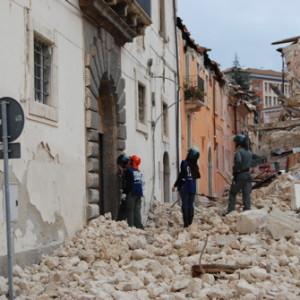 Terremoto, rischio epidemie