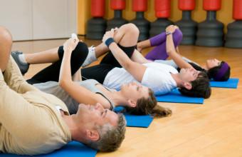 Pilates esercizi per la schiena
