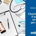 Check up online - Il web per i medici