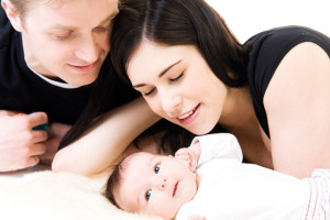 Corso preparto di coppia, massaggio neonatale