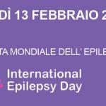 Giornata Mondiale contro l'epilessia 2017