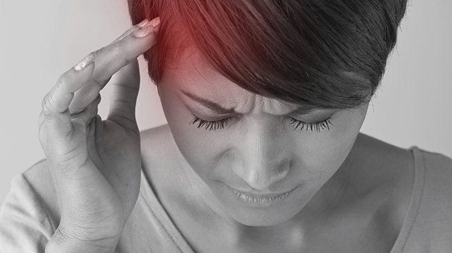 Mal di testa e sonnolenza